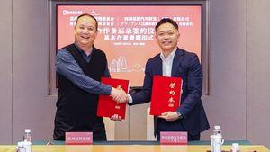 Η Nissan υπογράφει Μνημόνιο Συναντίληψης και Συνεργασίας με την Suzhou High-Speed Rail New