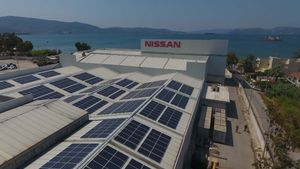 Nissan Νικ. Ι. Θεοχαράκης Α.Ε.: Ολοκληρώθηκε το φωτοβολταϊκό συγκρότημα στον Ασπρόπυργο