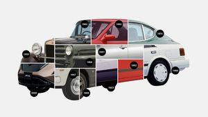 Η διαχρονική εξέλιξη του λογότυπου Nissan