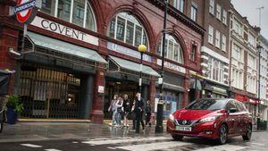 Αγγλία - Nissan: Η πιο δημοφιλής μάρκα ηλεκτρικών αυτοκινήτων και επαγγελματικών οχημάτων