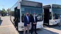 550 λεωφορεία στους δρόμους της Θεσσαλονίκης ως το τέλος του έτους