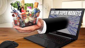 ΙΕΛΚΑ: Υπερδιπλάσιες οι πωλήσεις online των σούπερ μάρκετ το 2020