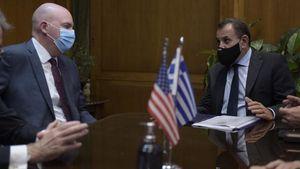 Ν. Παναγιωτόπουλος: Δεν μπορεί να διεξαχθεί διάλογος με την Τουρκία υπό καθεστώς απειλών