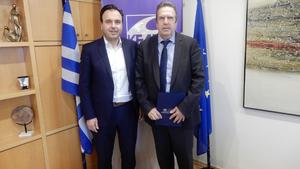 ΚΕΔΕ-ΕΣΕΕ: Μια συνεργασία που θα ωφελήσει τους πολίτες και θα δώσει ώθηση στο «επιχειρείν»