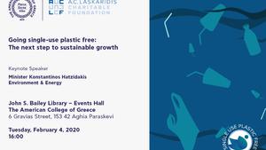 Aμερικανικό Κολλέγιο: Εκδήλωση για το τέλος των πλαστικών μίας χρήσης και την αειφoρία