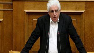 Παρασκευόπουλος: Έχει δίκιο ο Κοντονής, μπορούσε να αλλάξει αργότερα ο Ποινικός Κώδικας