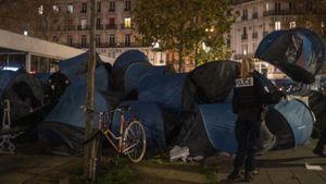 Γαλλία: Συμπλοκές στο Παρίσι χθες το βράδυ μεταξύ ακτιβιστών και αστυνομίας