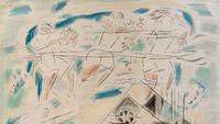 Δημοπρασία Vergos Auctions: Η υψηλότερη τιμή στην αγορά τέχνης για τον ζωγράφο Κ. Παρθένη