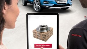 Η Nissan Νικ. Ι. Θεοχαράκης Α.Ε. προσφέρει την πρωτοποριακή υπηρεσία Online Παραγγελίας