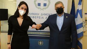 Συνεργασία Υπουργείου Εργασίας και Περιφέρειας Αττικής για θέματα κοινωνικής πολιτικής