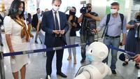 Mobile Technology: Εφαρμογές για τα ρομπότ Pepper του ΔΑΑ