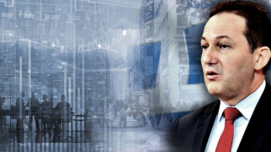 Πέτσας: Σταδιακό άνοιγμα της οικονομίας από το τέλος Μαρτίου