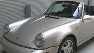 Στο «σφυρί» η Porsche του Μαραντόνα