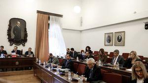 Προκαταρκτική επιτροπή: Τα τηλεφωνήματα του «Μάξιμου Σαράφη» στη ΓΑΔΑ