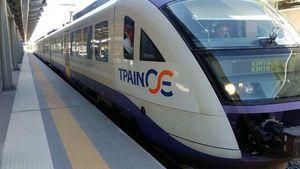 Πάτρα: Νταλίκα έπεσε πάνω σε τρένο του Προαστιακού