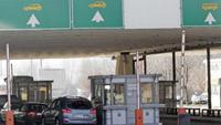 Καβάλα: Αμείωτη η κίνηση των αυτοκίνητων στο Προμαχώνα