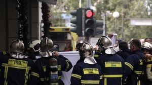 Φωτιά στο ΟΑΚΑ-Επί ποδός η Πυροσβεστική