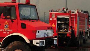 Λαύριο: Μεγάλη πυρκαγιά-Εκκενώνονται τέσσερις οικισμοί