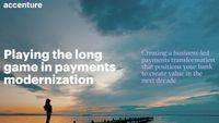 Accenture: Η πανδημία επιβάλλει τον μετασχηματισμό των συστημάτων πληρωμών των τραπεζών