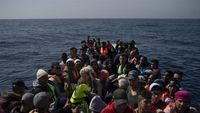 Σε τρεις μέρες έφτασαν 1500 μετανάστες στο Βόρειο Αιγαίο