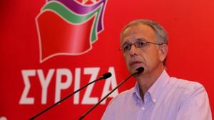 Πάνος Ρήγας: «Ο Αλέξης Τσίπρας δεν αμφισβητείται»