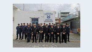 Επίσκεψη Αρχηγού Λιμενικού Σώματος – Ελληνικής Ακτοφυλακής στο Λιμεναρχείο Αιδηψού