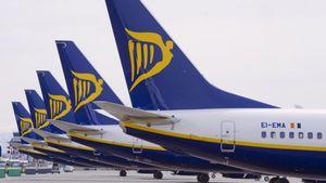Αυξήθηκαν τα καθαρά κέρδη της Ryanair κατά 8,2% το ΄β τρίμηνο