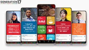 Η Samsung και το UNDP καλωσορίζουν τέσσερις νέους ηγέτες
