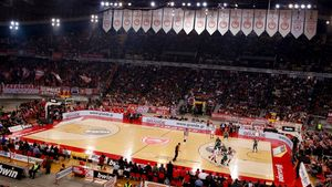 KAE Ολυμπιακός: Προσωρινή απαγόρευση μεταγραφών από τη EuroLeague