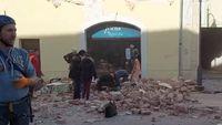 Άμεση συνδρομή της Ελλάδας στην Κροατία για την αντιμετώπιση των συνεπειών του σεισμού