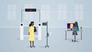 Siemens: Νέα λύση για μέτρηση θερμοκρασίας στην είσοδο κτιρίων