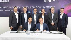 Οι Kia και Hyundai επενδύουν στην Ionity - Αύξηση σταθμών φόρτισης ηλεκτρικών αυτοκινήτων
