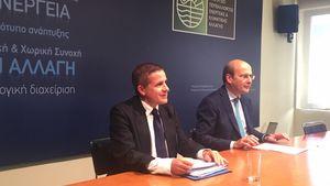 Κ. Χατζηδάκης: Φιλόδοξη η ατζέντα της κυβέρνησης για το περιβάλλον