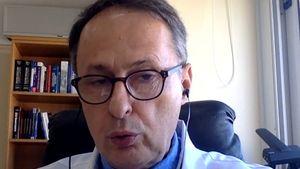 Καθηγητής Σύψας: Ούτε στις 7 Δεκεμβρίου θα ξεκινήσει η σταδιακή άρση του lockdown