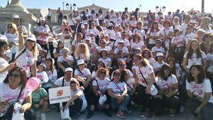 ΕΥΣ: Οι εργαζόμενοι στο «Race for the Cure