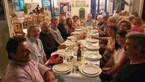 Ξανθός- Σκουρλέτης: Στην Κρήτη για διακοπές και ρακές