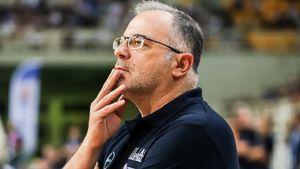 Σκουρτόπουλος: Αναλαμβάνω την ευθύνη για την ήττα της Εθνικής