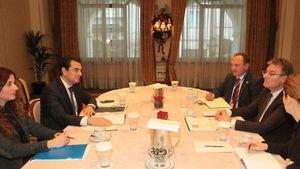 Σκρέκας-Μαχμούτοβιτς: Νέο κεφάλαιο για την ελληνοσερβική συνεργασία στον αγροτικό τομέα