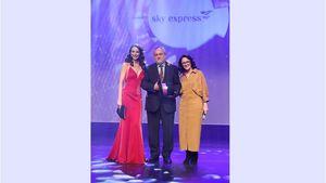 Βραβείο ταχύτερα αναπτυσσόμενης εταιρείας στη Sky Express