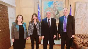 Συμφωνία για συνεχή επικοινωνία μεταξύ Βορίδη - ΣΟΕ για θέματα που αφορούν το ρύζι