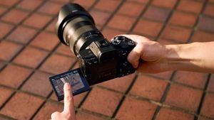 Νέα full-frame φωτογραφική μηχανή α7S III από τη Sony