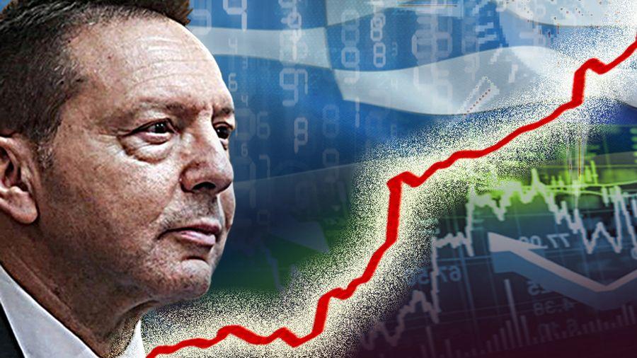 Aνάπτυξη ως 3% προβλέπει ο Γιάννης Στουρνάρας