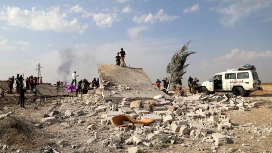 Συρία: 700.000 άμαχοι έχουν εκτοπιστεί από τον Δεκέμβριο