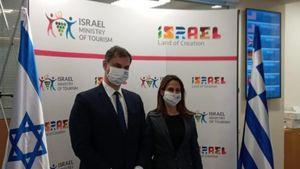 Θεοχάρης: Υπογραφή συμφωνίας Ελλάδας-Ισραήλ στον τομέα του τουρισμού