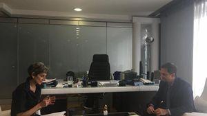 Συνάντηση Υπ. Τουρισμού με την πρέσβη Μ. Βρετανίας για την Thomas Cook