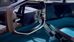 Peugeot: Εξέλιξη του τιμονιού της σε ένα έξυπνο σύστημα διεύθυνσης πολλαπλών λειτουργιών