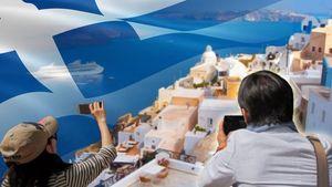 """ΤτΕ: """"Βουτιά"""" 87,9% στον τουρισμό τον Ιανουάριο"""