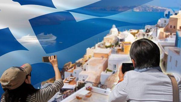 Από που ήρθαν οι περισσότεροι τουρίστες στην Ελλάδα