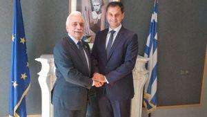 Συνεργασία Ελληνικού Ερυθρού Σταυρού με Υπουργείο Τουρισμού