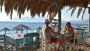 ΤτΕ: Αυξημένα κατά 35% τα έσοδα από τον τουρισμό το α' τρίμηνο του 2019